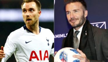 Eriksen iguala un increíble récord de David Beckham en Premier League