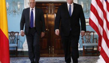 España conversa con EEUU impacto de sanciones a Venezuela
