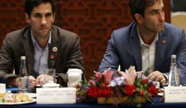 Estalla polémica por viaje de hijos de Piñera a China y su presencia en reunión con empresas chinas