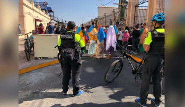 Este viernes santo más de 300 agentes de la Policía Municipal de Morelia resguardarán el orden en las parroquias de mayor afluencia