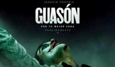 """Estrenan el avance de la película """"Guasón"""", protagonizada por Joaquín Phoenix"""