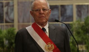 Ex Presidente peruano Pedro Pablo Kuczynsky quedó detenido en la Prefectura de Lima