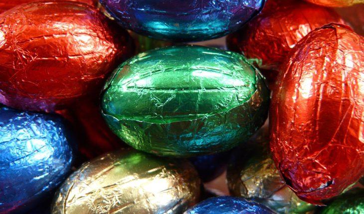 Excesos en Semana Santa y el azúcar de los huevos de chocolate