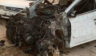 Explota un coche bomba frente a la sede de los atodefensas de la UPOEG, en Acapulco
