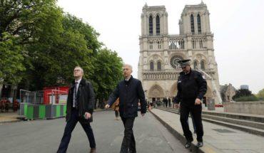 """Fiscal de París por incendio: """"Nada apunta a un acto voluntario"""""""