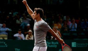 Garín se proclama campeón en Houston y logra su primer título ATP
