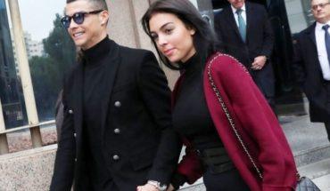 Georgina Rodríguez hace alarde de uno de los autos de lujo de Cristiano Ronaldo