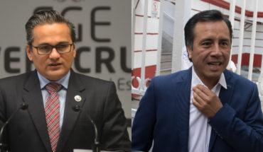 Gobierno de Veracruz reaviva pleito con Fiscalía tras masacre
