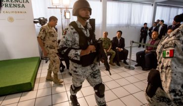 Guardia nacional inicia hoy en Veracruz, Oaxaca, Q Roo y BC
