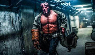 Hellboy, cinta con dos escenas finales, una al término de la película y otra al final de los créditos