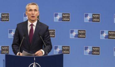 Jefe de OTAN resta importancia a divisiones entre miembros