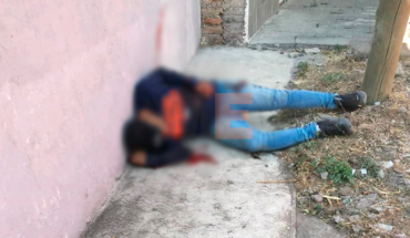 Joven es asesinado a balazos en Jacona, Michoacán
