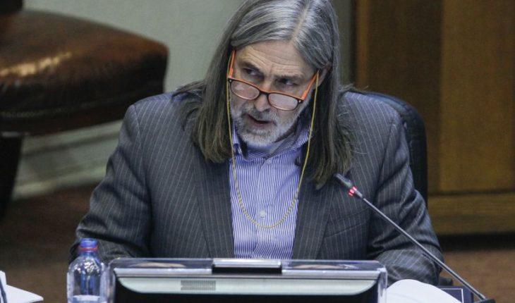 """Juan Pablo Letelier respondió a cuestionamientos: """"Les gustaría (...) matarme políticamente"""""""