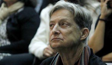 """Judith Butler: """"La sociedad debe permitir a grupos oprimidos poder vivir de forma libre y sin violencia"""""""