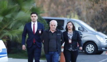Juzgado de garantía ordena prisión preventiva para Hugo Larrosa acusado de abuso sexual