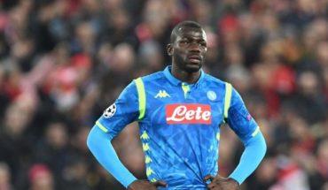 Koulibaly rompió el silenció y habló de su traspaso al Manchester United