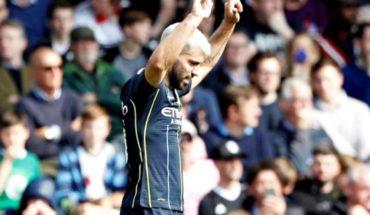 Kun Agüero será baja por lesión en Manchester City ante Cardiff
