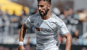 LAFC golea a DC United con triplete de uruguayo Rossi