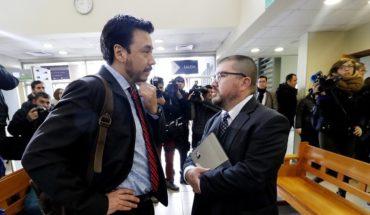 """La última cena en la fiscalía de O'higgins: Sergio Moya denuncia a su jefe por eventual """"tráfico de influencias"""" y """"obstrucción a la justicia"""""""