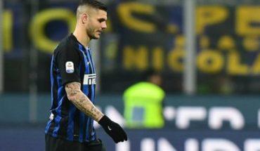 La salida de Icardi, la única condición de Conte para tomar el Inter de Milán