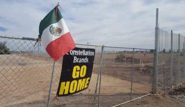 Las anomalías en instalación de cervecera de Baja California