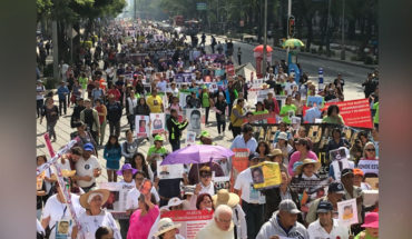 Madres y familiares de personas desaparecidas marcharán el 10 de mayo en la CDMX