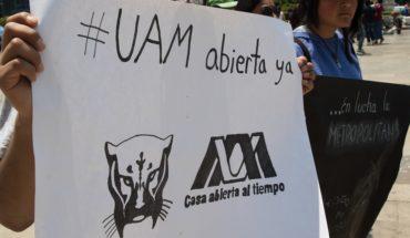 Maestros de UAM marcharán y hacen consulta