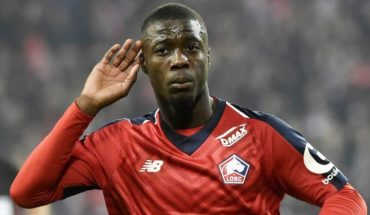 Manchester United va con todo en busca del fichaje de Nicolas Pépé