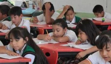 Manifiestan su rechazo a la nueva evaluación de la SEP para alumnos de primero y segundo de primaria