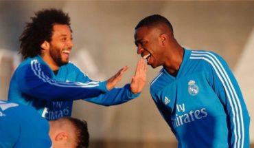 Marcelo pierde valor en el Real Madrid, mientras que Vinícius duplica su cotización