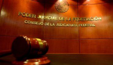 Monreal propone reemplazar al Consejo de la Judicatura