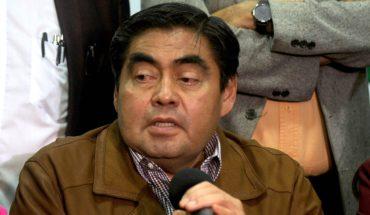 Morena entrega oficio que fundamenta candidatura de Barbosa