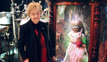 """Muere Lorraine Warren, la mujer que inspiró la película de """"El Conjuro"""""""