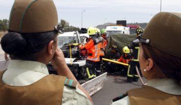 Mujer muere en choque de vehículo en que el conductor manejaba ebrio
