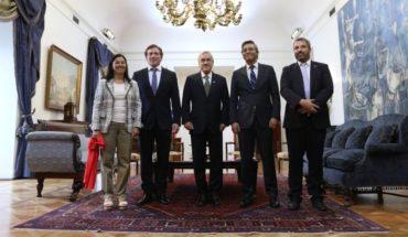 Mundial 2030: Autoridades de los 4 países se reunieron hoy en Buenos Aires