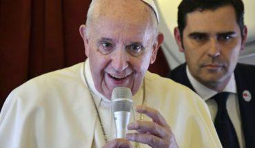 """Papa reconoce """"reclamos legítimos"""" de mujeres sobre justicia"""