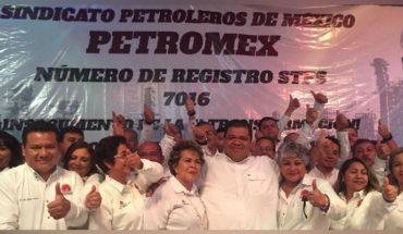 Petromex obtiene su registro como sindicato de Pemex, se declaran contra Romero Deschamps
