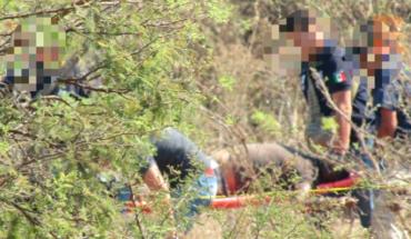 Piden apoyo para identificar un cuerpo con signos de violencia en Jacona, Michoacán