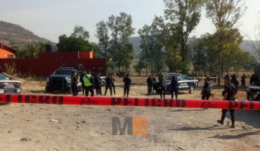 Policías de Tarímbaro frustran asalto contra vehículo de Bansefi, tres personas fallecieron y tres quedaron heridas