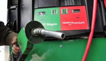 Precios vigentes de gasolina y diésel este martes en Michoacán