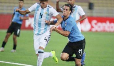 Qué canal juega Argentina vs Uruguay: Sudamericano Sub 17 2019, hexagonal final