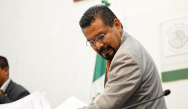 Quitan el fuero al diputado de Morena Cipriano Charrez Pedraza