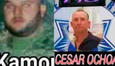 """Rafaguean y arrojan granadas contra camioneta, mueren 2; podrían ser """"El Morisqueto"""" y """"El Camoni"""""""