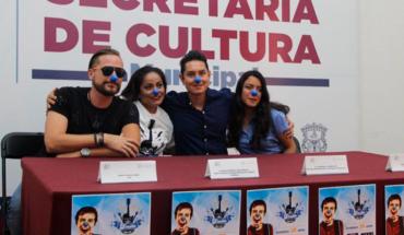 """""""Smile Rock Fest"""", llega a la Plaza de la Paz en Morelia, Michoacán"""