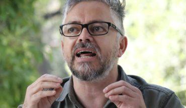 """Teletón suspendió actividad que incluía a Jorge Baradit por """"virulencia"""" de las redes sociales"""