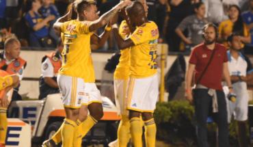 Tigres vence a un Pumas don doblete de Quiñones