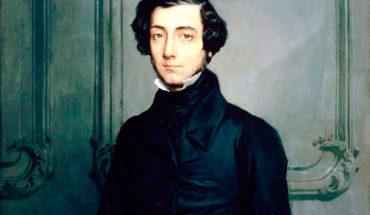 Retrato de Alexis de Tocqueville realizado por Théodore Chassériau en 1850. Foto: Colección del Palacio de Versalles (Wikimedia Commons / Dominio público). Blog Elcano