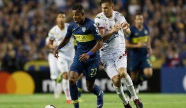 Tras un viaje interminable, así forma Boca para jugar hoy contra Deportes Tolima