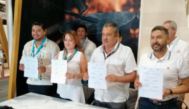 Trazarán circuito turístico Morelia,Tzintzuntzan y Pátzcuaro, firman convenio