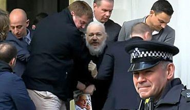 Tribunal declaró culpable a Julian Assange por violar su libertad condicional